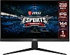 "Монитор MSI 23.8"" Optix G241 IPS 1920x1080 144Hz FreeSync 250cd m2 16:9"