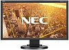 Монитор  жидкокристаллический NEC LCD 23'' [16:9] 1920х1080 IPS, nonGLARE, 250cd m2, H178° V178°, 1000:1, 16,7M Color, 5ms, VGA, DVI, DP, Height adj., Pivot, Tilt, HAS, Speakers, Swivel, 3Y, Black