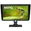 "Монитор Benq 27"" SW2700PT черный IPS LED 5ms 16:9 DVI HDMI матовая HAS Pivot 20000000:1 350cd 178гр 178гр 2560x1440 DisplayPort QHD USB"