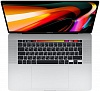 Ноутбук Apple 16-inch MacBook Pro with Touch Bar: 2.6GHz 6-core Intel Core i7 (TB up to 4.5GHz) 16GB 512GB SSD AMD Radeon Pro 5300M with 4GB of GDDR6 - Silver