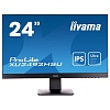 "Монитор Iiyama 23.8"" ProLite XU2492HSU-B1 черный IPS LED 5ms 16:9 HDMI M M матовая 250cd 178гр 178гр 1920x1080 D-Sub DisplayPort FHD USB 3.6кг"