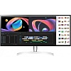 "МОНИТОР 34"" LG 34WK95U-W White (IPS, LED, Wide, 5120×2160, 5ms, 178° 178°, 450 cd m, 1200:1,  +2xНDMI, +3xUSB, )"