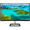 "МОНИТОР 31.5"" PHILIPS 325E1C 00 Black (VA, изогнутый, 2560x1440, 4 ms, 178° 178°, 250 cd m, Mega DCR, +HDMI 1.4, +Displa"