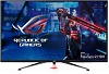 "Монитор ASUS 43"" ROG Strix XG438Q VA LED 4K, 3840x2160, 4ms, 450cd m2, 4000:1, 178° 178°, 3*HDMI, DP, USB-Hub, HDR10, FreeSync 2 HDR, 120Hz, колонки, Tilt, Aura light, пульт ДУ, VESA, Black"