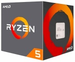Процессор AMD Ryzen 5 2600 AM4 (YD2600BBAFBOX) (3.4GHz) Box