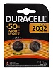 Батарея Duracell DL CR2032 CR2032 (2шт)