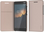 Чехол Nokia 3.1 Flip Cover Cream CP-306