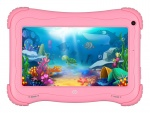 "Планшет Digma Optima Kids 7 RK3126С/RAM1Gb/ROM16/7""/WiFi/BT/2Mpix/0.3Mpix/Android 8.1/розовый"