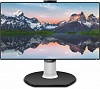 "МОНИТОР 32"" PHILIPS 329P9H 00 Black с поворотом экрана (4K, IPS, 3840x2160, 5 ms, 178° 178°, 350 cd m, 50M:1, +2xHDMI 2)"