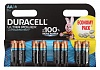 Батарея Duracell Ultra Power LR6-8BL AA (8шт)