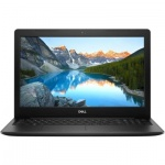 "Ноутбук Dell Inspiron 3593 Core i3 1005G1/4Gb/SSD256Gb/Intel UHD Graphics/15.6""/IPS/FHD (1920x1080)/Linux/black/WiFi/BT/Cam"