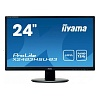 "Монитор Iiyama 24"" ProLite X2483HSU-B3 черный AMVA LED 4ms 16:9 HDMI M M матовая 250cd 178гр 178гр 1920x1080 D-Sub DisplayPort FHD USB 3.9кг"