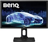 "Монитор Benq 27"" PD2700Q черный IPS LED 4ms 16:9 HDMI M M HAS Pivot 20000000:1 350cd 178гр 178гр 2560x1440 DisplayPort QHD USB 6.9кг"