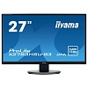 "Монитор Iiyama 27"" ProLite X2783HSU-B3 черный VA LED 4ms 16:9 HDMI M M матовая 3000:1 300cd 178гр 178гр 1920x1080 D-Sub DisplayPort FHD USB 4.4кг"