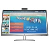 "Монитор HP 23.8"" E243d Docking Monitor серебристый черный IPS LED 16:9 HDMI Cam матовая Pivot 250cd 178гр 178гр 1920x1080 D-Sub DisplayPort FHD USB 6.2кг"