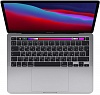 Ноутбук MacBookPro, MacBook Pro 13-inch, SPACE GRAY, Model A2338, Apple M1 chip with 8-core CPU, 8-core GPU, 16GB unified memory, 512GB SSD storage, Force Touch Trackpad, Two Thunderbolt   USB 4 Ports, Touch Bar and Touch ID, KEYBOARD-SUN. (Z11C0002Z)