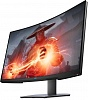"Монитор Dell 31.5"" S3220DGF черный VA LED 4ms 16:9 HDMI матовая HAS Pivot 3000:1 400cd 178гр 178гр 2560x1440 DisplayPort USB"