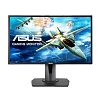 "МОНИТОР 24"" ASUS MG248QE Black (LED, Wide, 1920x1080, 1ms, 170° 160°, 350 cd m, 100,000,000:1, +DVI, +DP, +HDMI, +MM, 3D, )"